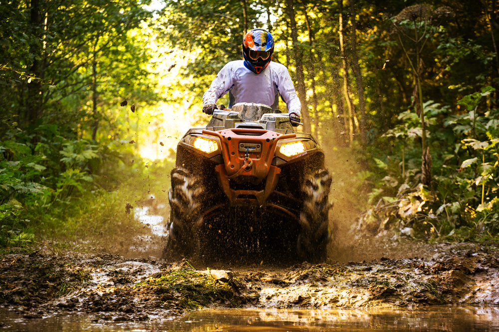 ATV and UTV Insurance Coverage On Your Land and Off